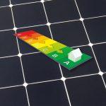 Hoger energielabel met zonnepanelen