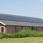 Zonnepanelen voor agrarische bedrijven