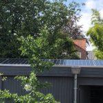 Mag je zonnepanelen in de tuin plaatsen?