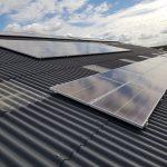 Minder CO2 met zonnepanelen